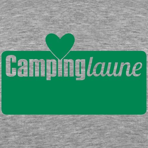 Ich hab Campinglaune - Männer Premium T-Shirt