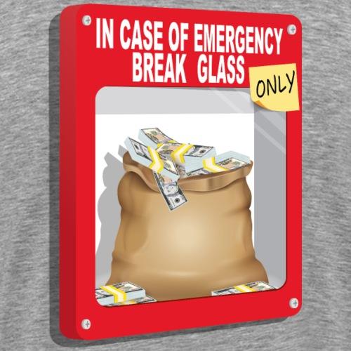 Emergency box - Money.