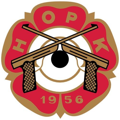 HOPK logo - Premium T-skjorte for menn