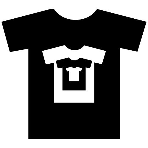 t-shirt récursif - Casquette classique bio