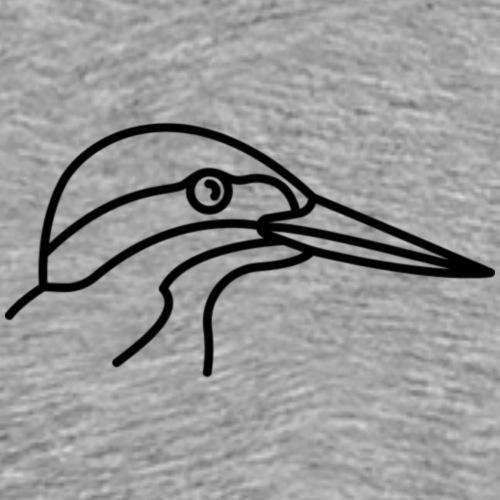"TheArt-Original ""Bird Edition"" - Männer Premium T-Shirt"