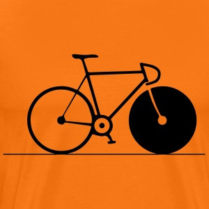 cycling - bicycle vett - Men's Premium T-Shirt