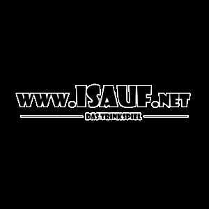 iSauf Logo 3 - Männer Premium T-Shirt