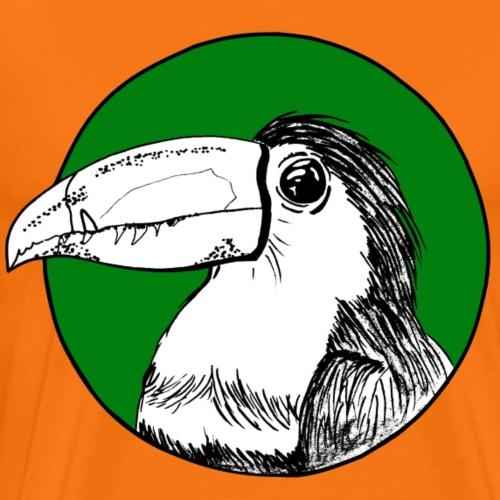 green Toucan - T-shirt Premium Homme