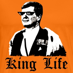 KING LIFE - Men's Premium T-Shirt
