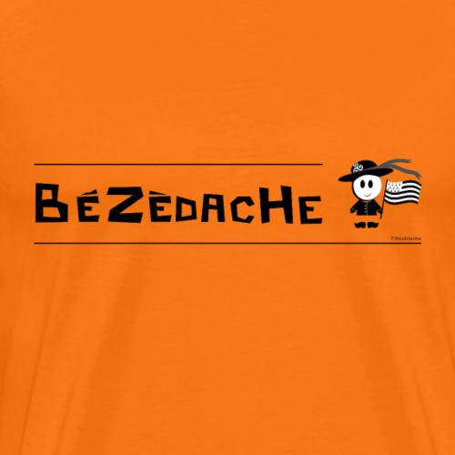 Bézèdache - T-shirt Premium Homme