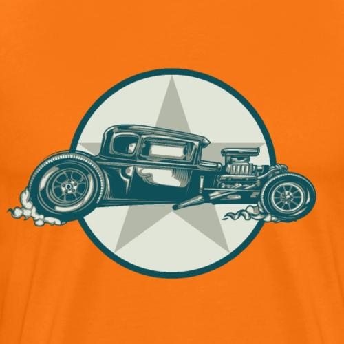 Hot Rod Masters basic - Männer Premium T-Shirt