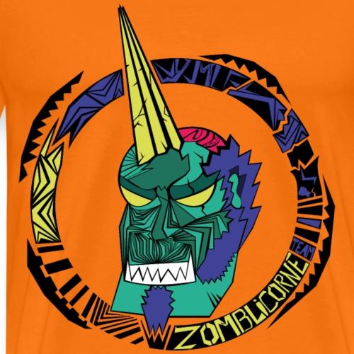 Zomblicorne Team - T-shirt Premium Homme