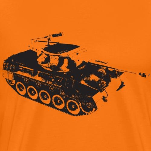 Jagdpanzer M18 Hellcat - Männer Premium T-Shirt