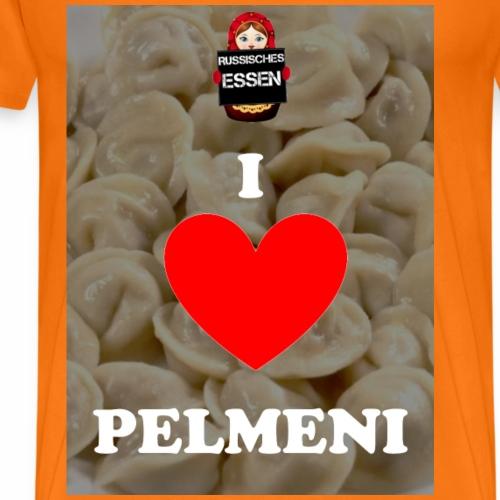 I Love Pelmeni - Männer Premium T-Shirt