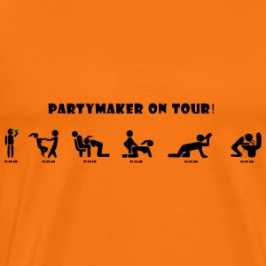 party maker - Men's Premium T-Shirt