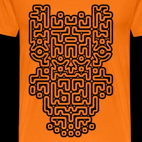 RF259CBLACK - Men's Premium T-Shirt