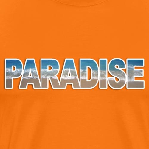 Paradise - Men's Premium T-Shirt