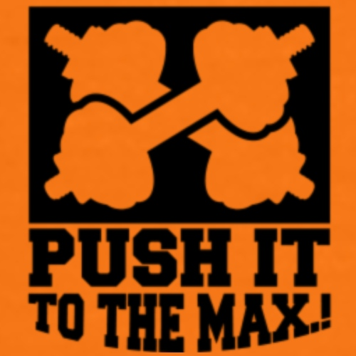 Push It To The Max - T-shirt Premium Homme