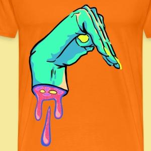 Main Morte - T-shirt Premium Homme