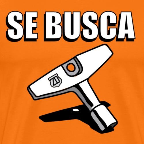 SE BUSCA - Camiseta premium hombre