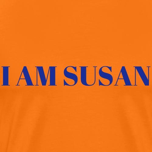 I am susan - Men's Premium T-Shirt