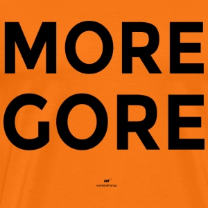 more Gore - Men's Premium T-Shirt