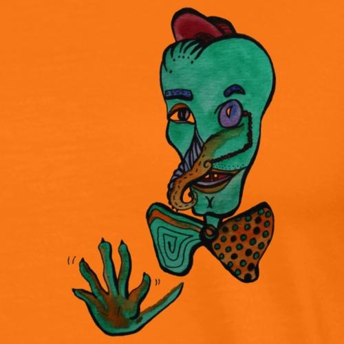 drole de bonhomme - T-shirt Premium Homme
