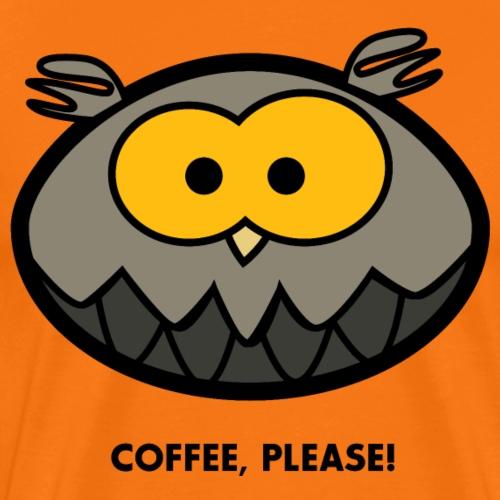 Coffee please! - Männer Premium T-Shirt