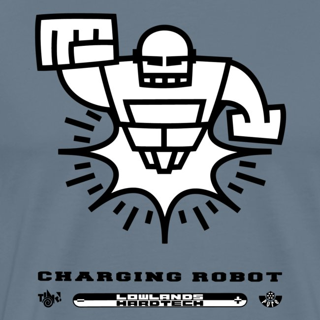 Charging Robot - TINK! Records