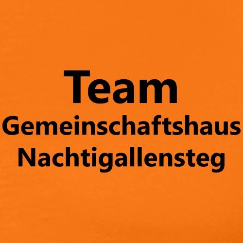Schriftzug_Team - Männer Premium T-Shirt