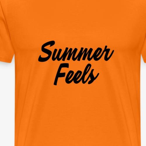 Summer Feels - Männer Premium T-Shirt