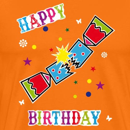BIRTHDAY - Männer Premium T-Shirt