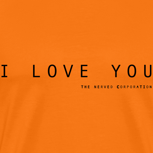 I Love You by The Nerved Corporation