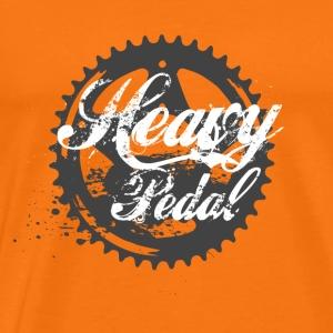 HeavyPedal schwarze Shirts - Männer Premium T-Shirt