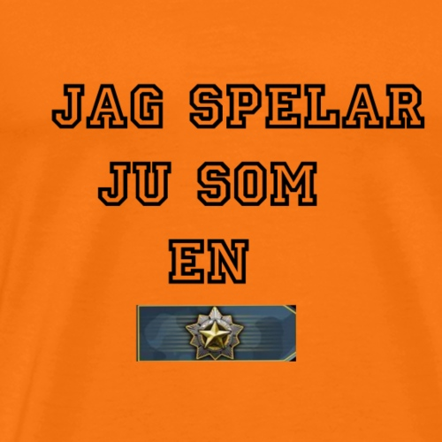 DMG - Premium-T-shirt herr