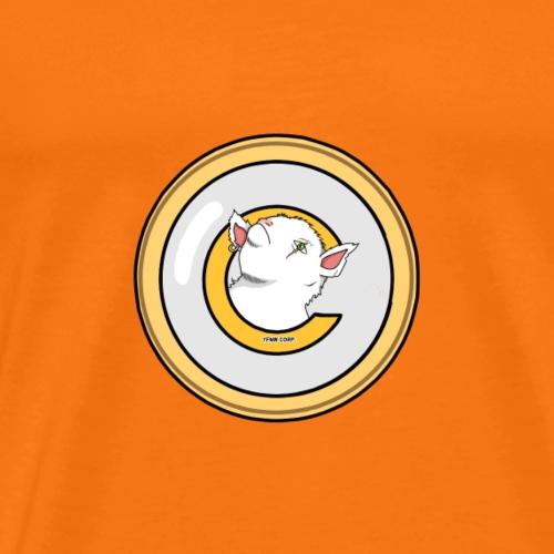 La chèvre fière - T-shirt Premium Homme