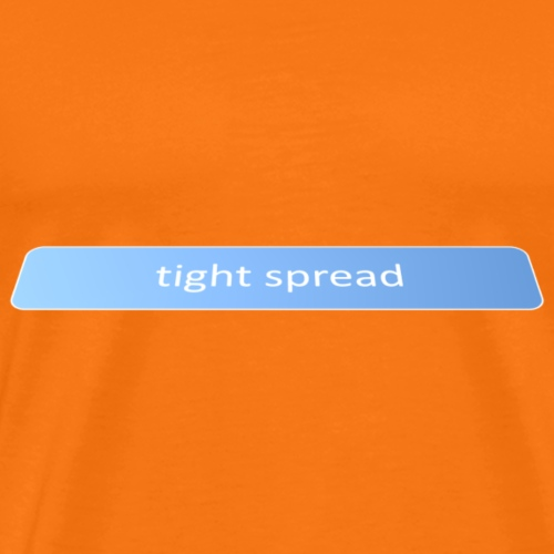 Tight spread - Men's Premium T-Shirt