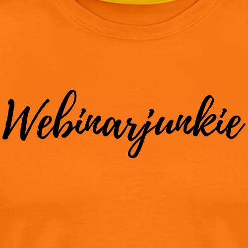 Webinar - Männer Premium T-Shirt