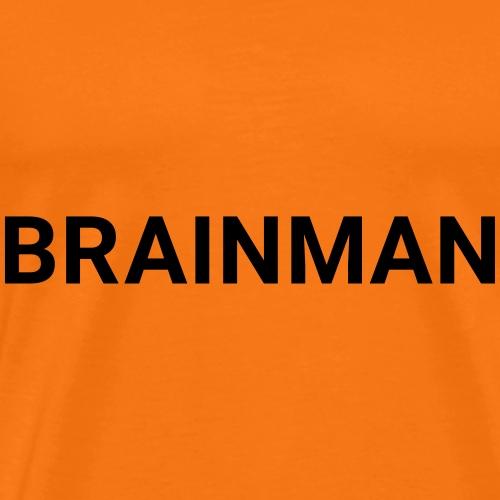 BRAINMAN - Männer Premium T-Shirt