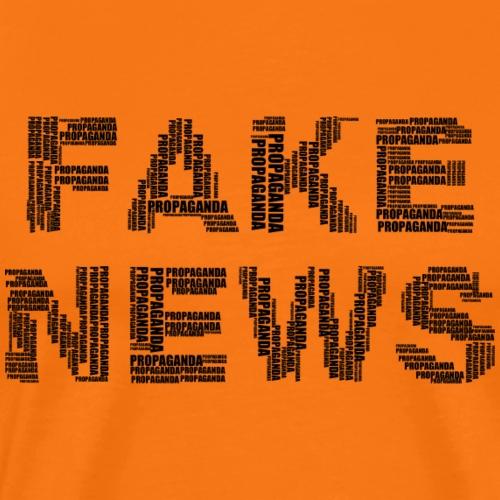 FAKE NEWS - T-shirt Premium Homme