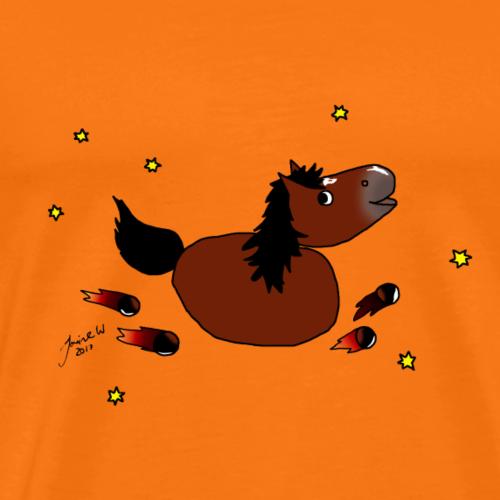 Naizak - die Sternschnuppe - Männer Premium T-Shirt