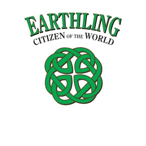 EARTLING CITIZEN OF THE WORLD - PrimaVera Design - Premium-T-shirt herr