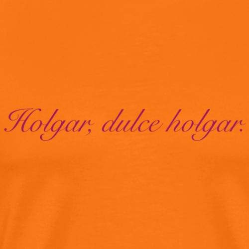 holgar - Camiseta premium hombre
