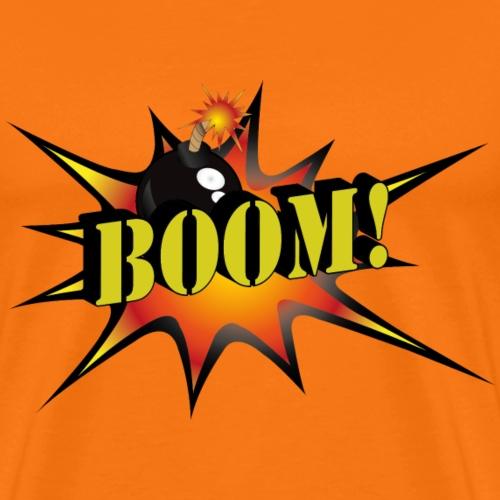 Boom - Männer Premium T-Shirt
