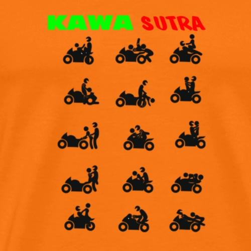 kawasutra - T-shirt Premium Homme
