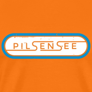 Pilsensee Oval_1 - T-shirt Premium Homme