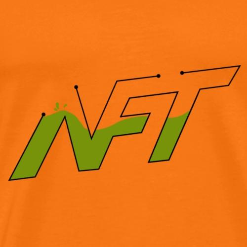 NiftGreen - Men's Premium T-Shirt