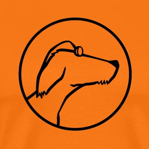 DOGGOD SCHWARZ - Männer Premium T-Shirt