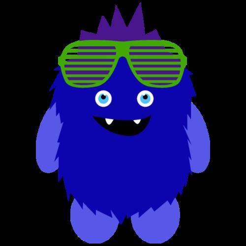 Monster Willow - Mannen Premium T-shirt