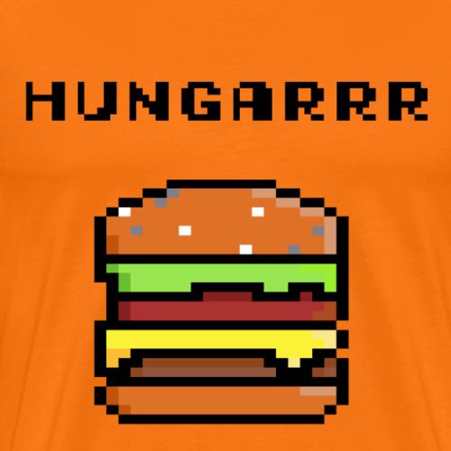 Hungarrr - Männer Premium T-Shirt