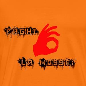 Paghi la mossa! - Maglietta Premium da uomo