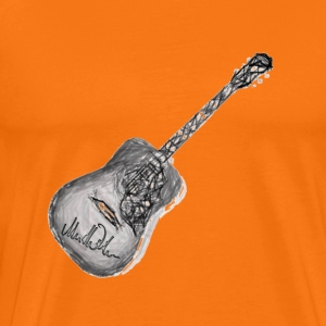 Martin Weiler - Gitarre - Männer Premium T-Shirt