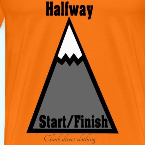 Route guide - Men's Premium T-Shirt