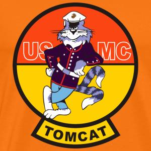 Tomcat Marines - Men's Premium T-Shirt